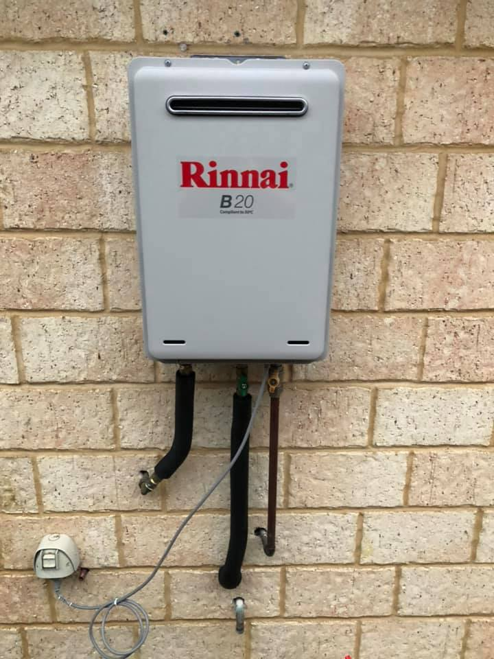 Gas Hot Water Installation Perth